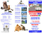 Pet Lodge USA - Beachwood Brochure